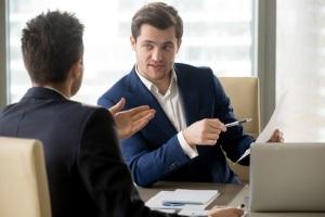 Bei der Insolvenz einer GmbH fällt die Haftung nicht dem Geschäftsführer zu, sondern nur die Gesellschaft.