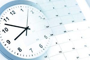 Das Insolvenzverfahren und seine Dauer: Bis zur Eröffnung kann es durchaus einige Wochen dauern.