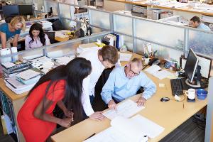 Wie läuft das Insolvenzverfahren für ein Unternehmen ab?