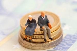 Nur unter bestimmten Voraussetzungen kann man Rente pfänden.