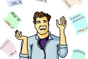 Wie sinnvoll ist ein Kredit zum Beispiel um Schulden zu bezahlen? Schulden mit Schulden zu bekämpfen ist keine gute Idee.