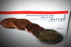 Nach der Schuldnerberatung gehen längere Zeit zwei Drittel des Lohns an den Treuhänder.