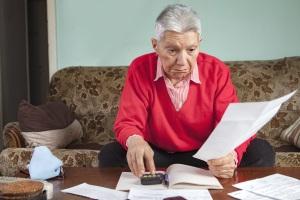 Pfändung der Rente: Bei der Zusammenrechnung des Selbstbehaltes kommt es u.a. auf die Art der Rente an.