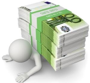 Wenn die Schulden erdrückend werden, wünschen sich die meisten Schuldner schnellstmöglich die Schuldenbefreiung.