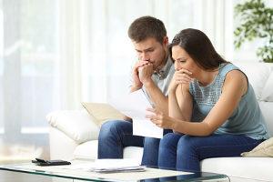 Was passiert wenn sie merken, dass Sie in einer Schuldenfalle stecken?