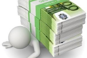 In die Schuldenfalle kann ein Staat, eine Privatperson oder ein Unternehmen tappen.