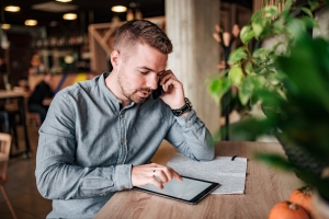 Eine Schuldnerberatung am Telefon empfiehlt sich in der Regel nur bei speziellen Einzelfragen.