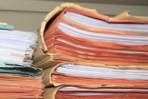 Mit welchen Unterlagen können Sie Privatinsolvenz anmelden?