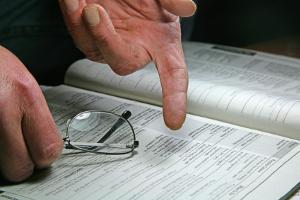 Vollstreckungsauftrag: Das offizielle Formular ist beim Antrag zwingend zu verwenden.